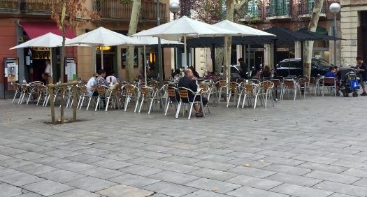 Plaça de la Virreina